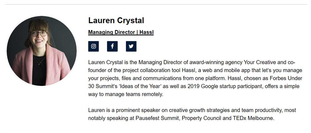 Lauren Crystal