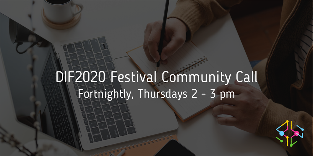 DIF2020 Community Call