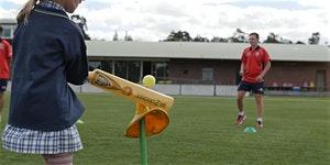 2020 Maribyrnong Get Active! Expo - Cricket Victoria Junior Clinic (Yarraville)
